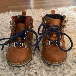 Gap Kids light brown joker boots - toddler boy